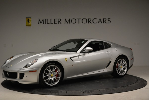 Used 2010 Ferrari 599 GTB Fiorano for sale Sold at Rolls-Royce Motor Cars Greenwich in Greenwich CT 06830 2