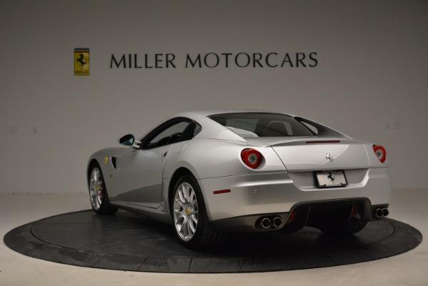 Used 2010 Ferrari 599 GTB Fiorano for sale Sold at Rolls-Royce Motor Cars Greenwich in Greenwich CT 06830 5