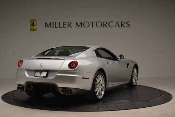 Used 2010 Ferrari 599 GTB Fiorano for sale Sold at Rolls-Royce Motor Cars Greenwich in Greenwich CT 06830 7