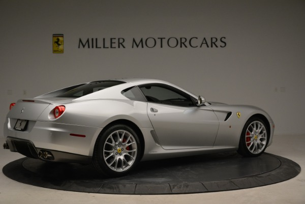 Used 2010 Ferrari 599 GTB Fiorano for sale Sold at Rolls-Royce Motor Cars Greenwich in Greenwich CT 06830 8