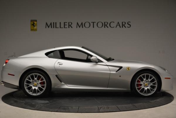 Used 2010 Ferrari 599 GTB Fiorano for sale $162,900 at Rolls-Royce Motor Cars Greenwich in Greenwich CT 06830 9