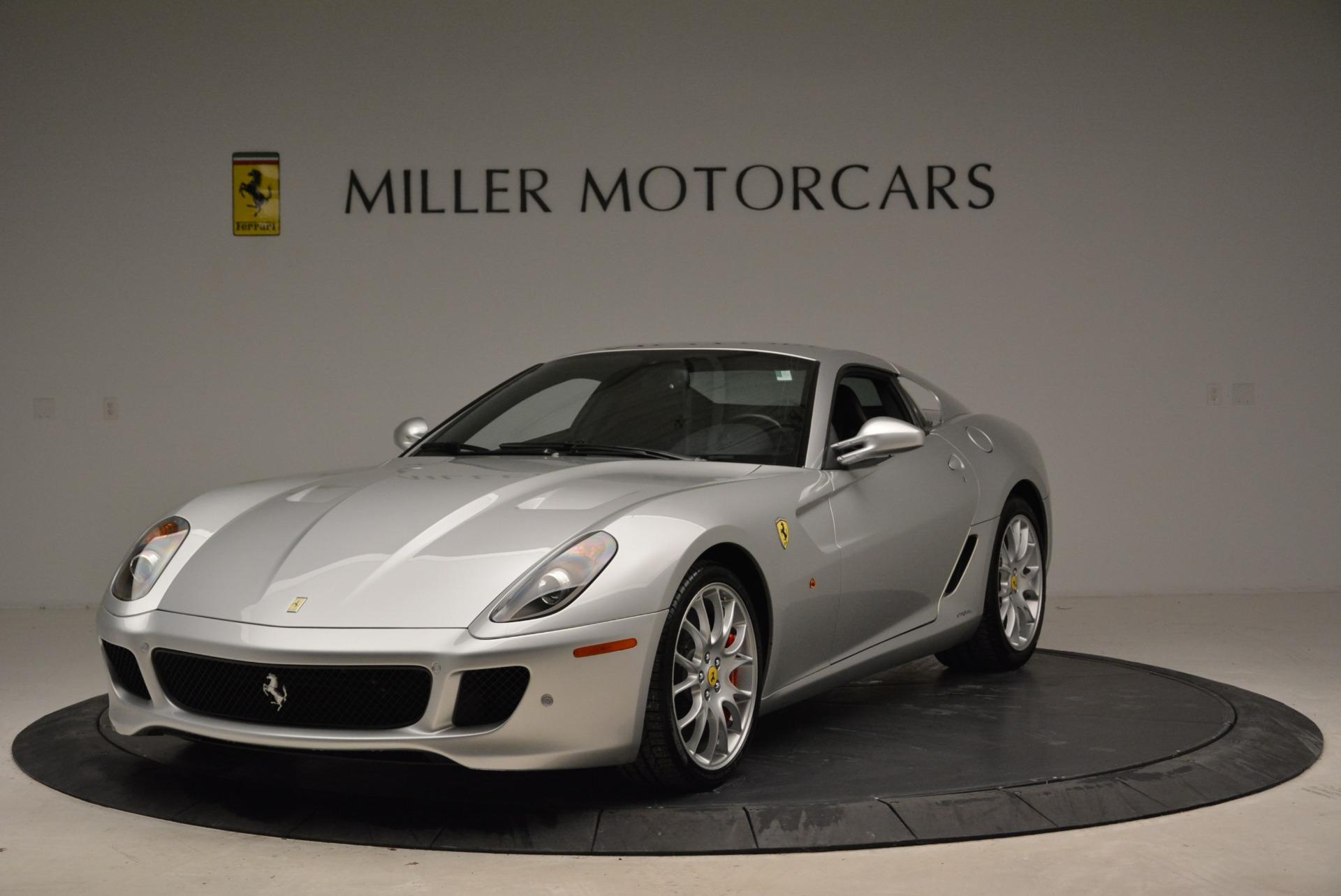 Used 2010 Ferrari 599 GTB Fiorano for sale $162,900 at Rolls-Royce Motor Cars Greenwich in Greenwich CT 06830 1