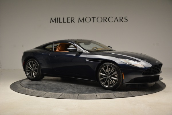 New 2018 Aston Martin DB11 V8 for sale Sold at Rolls-Royce Motor Cars Greenwich in Greenwich CT 06830 10