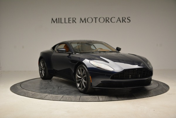New 2018 Aston Martin DB11 V8 for sale Sold at Rolls-Royce Motor Cars Greenwich in Greenwich CT 06830 11