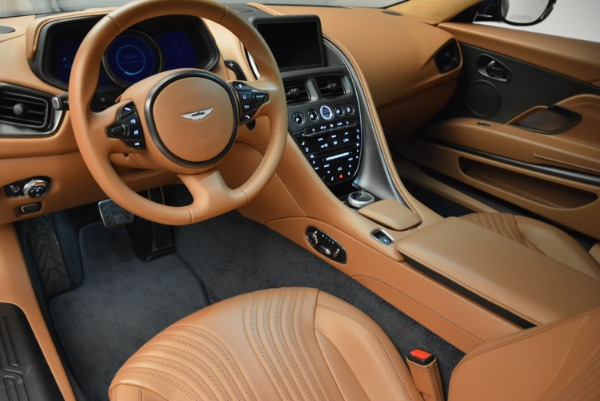 New 2018 Aston Martin DB11 V8 for sale Sold at Rolls-Royce Motor Cars Greenwich in Greenwich CT 06830 14