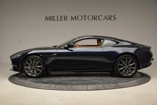 New 2018 Aston Martin DB11 V8 for sale Sold at Rolls-Royce Motor Cars Greenwich in Greenwich CT 06830 3