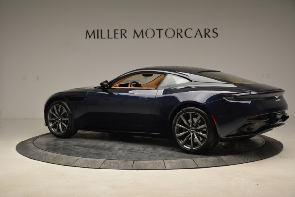 New 2018 Aston Martin DB11 V8 for sale Sold at Rolls-Royce Motor Cars Greenwich in Greenwich CT 06830 4