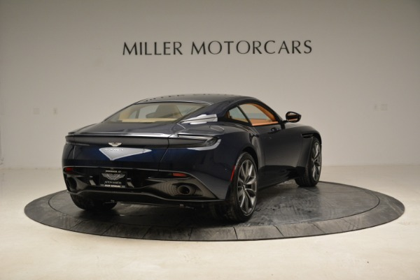 New 2018 Aston Martin DB11 V8 for sale Sold at Rolls-Royce Motor Cars Greenwich in Greenwich CT 06830 7