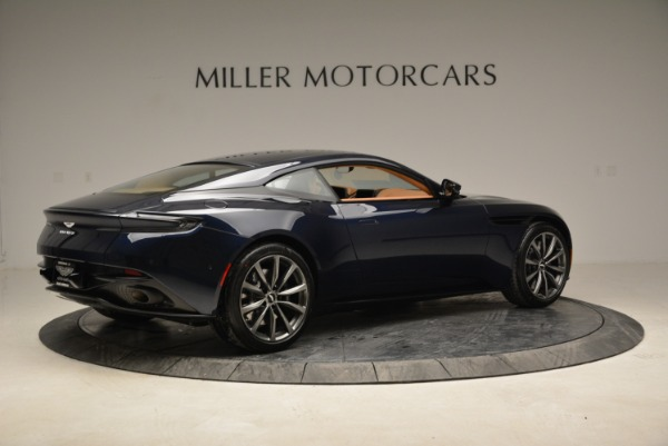 New 2018 Aston Martin DB11 V8 for sale Sold at Rolls-Royce Motor Cars Greenwich in Greenwich CT 06830 8