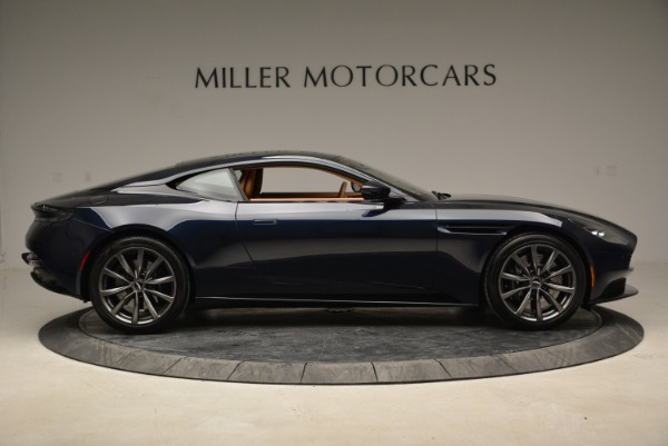New 2018 Aston Martin DB11 V8 for sale Sold at Rolls-Royce Motor Cars Greenwich in Greenwich CT 06830 9