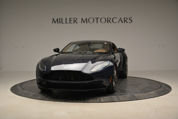 New 2018 Aston Martin DB11 V8 for sale Sold at Rolls-Royce Motor Cars Greenwich in Greenwich CT 06830 1