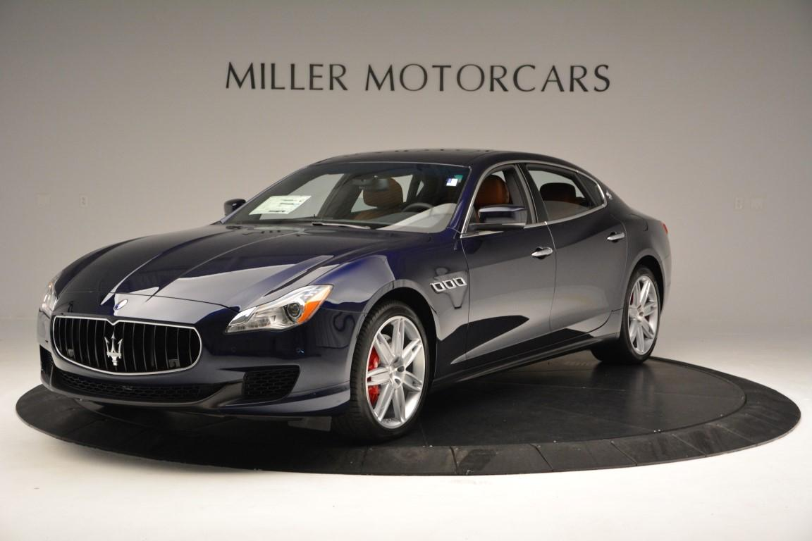 New 2016 Maserati Quattroporte S Q4 for sale Sold at Rolls-Royce Motor Cars Greenwich in Greenwich CT 06830 1