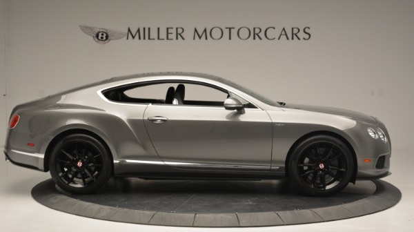 Used 2015 Bentley Continental GT V8 S for sale Sold at Rolls-Royce Motor Cars Greenwich in Greenwich CT 06830 9