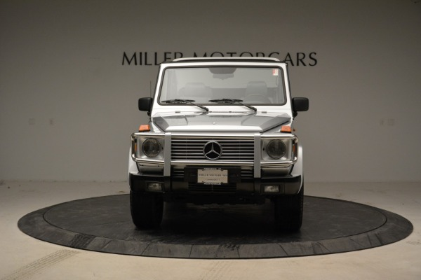 Used 1999 Mercedes Benz G500 Cabriolet for sale Sold at Rolls-Royce Motor Cars Greenwich in Greenwich CT 06830 12