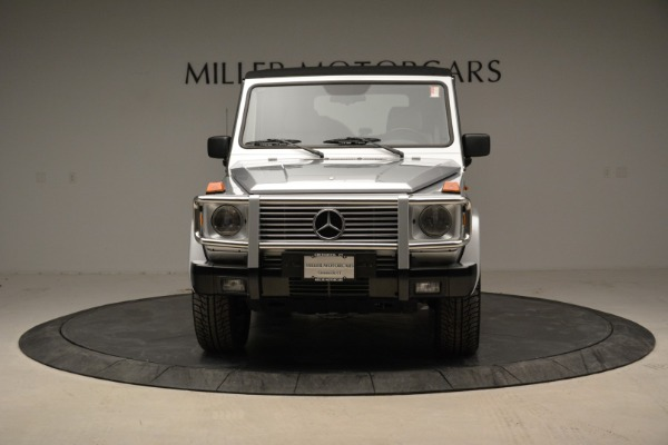 Used 1999 Mercedes Benz G500 Cabriolet for sale Sold at Rolls-Royce Motor Cars Greenwich in Greenwich CT 06830 20