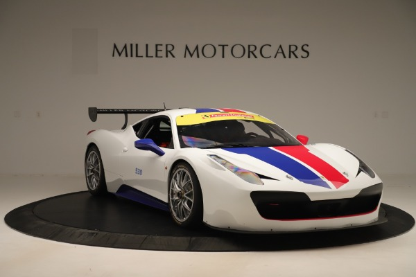 Used 2015 Ferrari 458 Challenge for sale $169,900 at Rolls-Royce Motor Cars Greenwich in Greenwich CT 06830 11