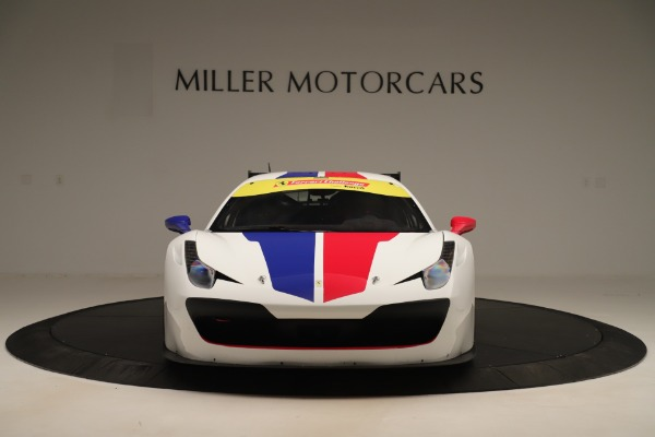 Used 2015 Ferrari 458 Challenge for sale $169,900 at Rolls-Royce Motor Cars Greenwich in Greenwich CT 06830 12