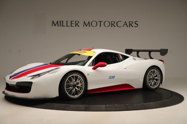 Used 2015 Ferrari 458 Challenge for sale $145,900 at Rolls-Royce Motor Cars Greenwich in Greenwich CT 06830 2