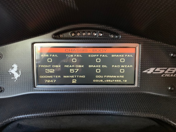 Used 2015 Ferrari 458 Challenge for sale $145,900 at Rolls-Royce Motor Cars Greenwich in Greenwich CT 06830 20