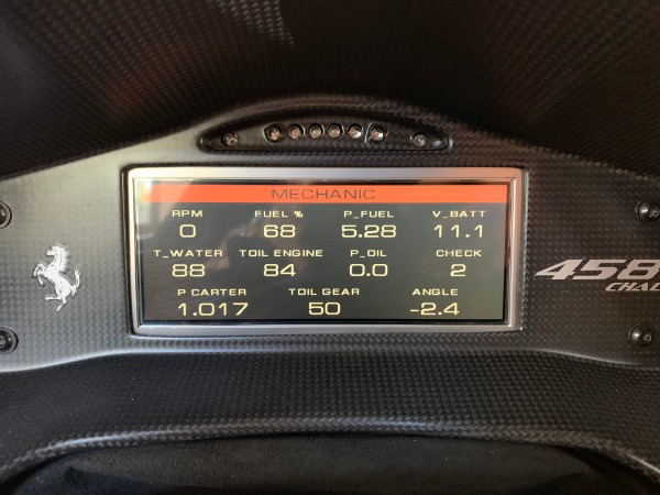 Used 2015 Ferrari 458 Challenge for sale $145,900 at Rolls-Royce Motor Cars Greenwich in Greenwich CT 06830 21