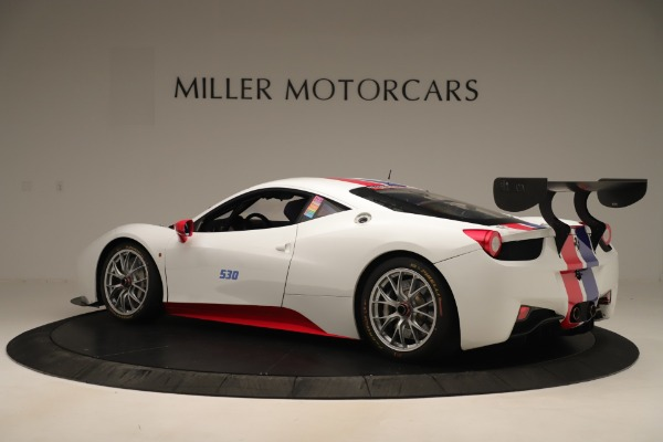 Used 2015 Ferrari 458 Challenge for sale $169,900 at Rolls-Royce Motor Cars Greenwich in Greenwich CT 06830 4