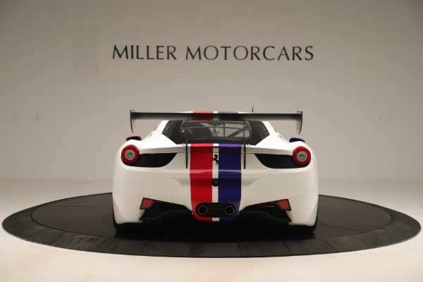 Used 2015 Ferrari 458 Challenge for sale $145,900 at Rolls-Royce Motor Cars Greenwich in Greenwich CT 06830 6