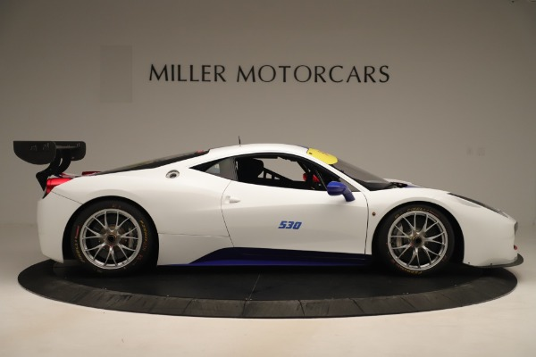 Used 2015 Ferrari 458 Challenge for sale $145,900 at Rolls-Royce Motor Cars Greenwich in Greenwich CT 06830 9