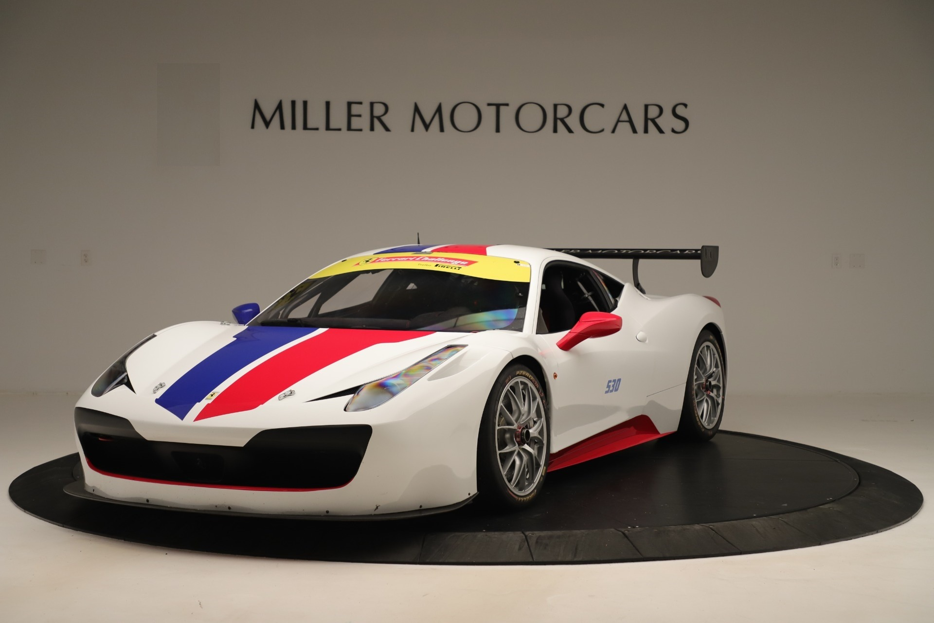 Used 2015 Ferrari 458 Challenge for sale $145,900 at Rolls-Royce Motor Cars Greenwich in Greenwich CT 06830 1