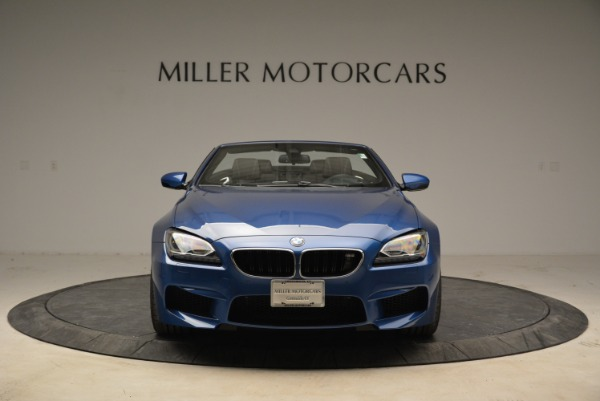 Used 2013 BMW M6 Convertible for sale Sold at Rolls-Royce Motor Cars Greenwich in Greenwich CT 06830 12