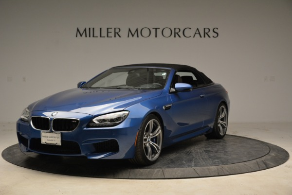 Used 2013 BMW M6 Convertible for sale Sold at Rolls-Royce Motor Cars Greenwich in Greenwich CT 06830 13