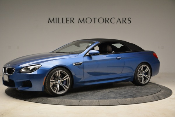 Used 2013 BMW M6 Convertible for sale Sold at Rolls-Royce Motor Cars Greenwich in Greenwich CT 06830 14