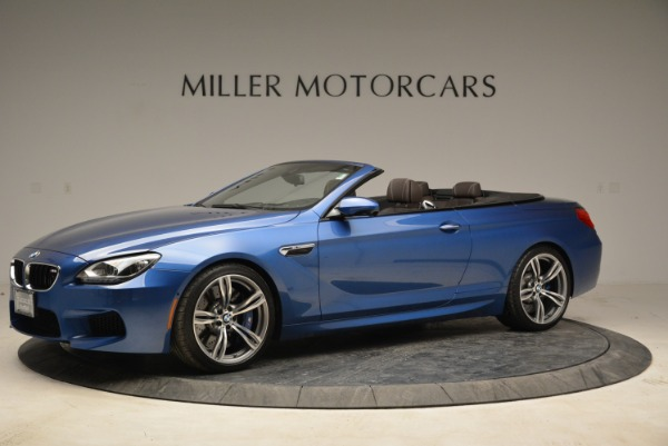 Used 2013 BMW M6 Convertible for sale Sold at Rolls-Royce Motor Cars Greenwich in Greenwich CT 06830 2