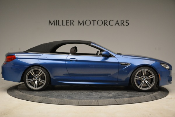 Used 2013 BMW M6 Convertible for sale Sold at Rolls-Royce Motor Cars Greenwich in Greenwich CT 06830 21