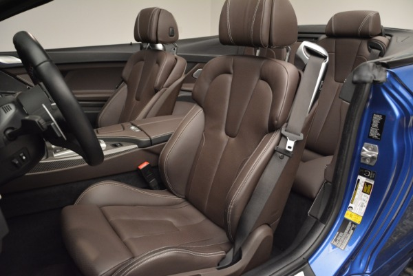 Used 2013 BMW M6 Convertible for sale Sold at Rolls-Royce Motor Cars Greenwich in Greenwich CT 06830 27