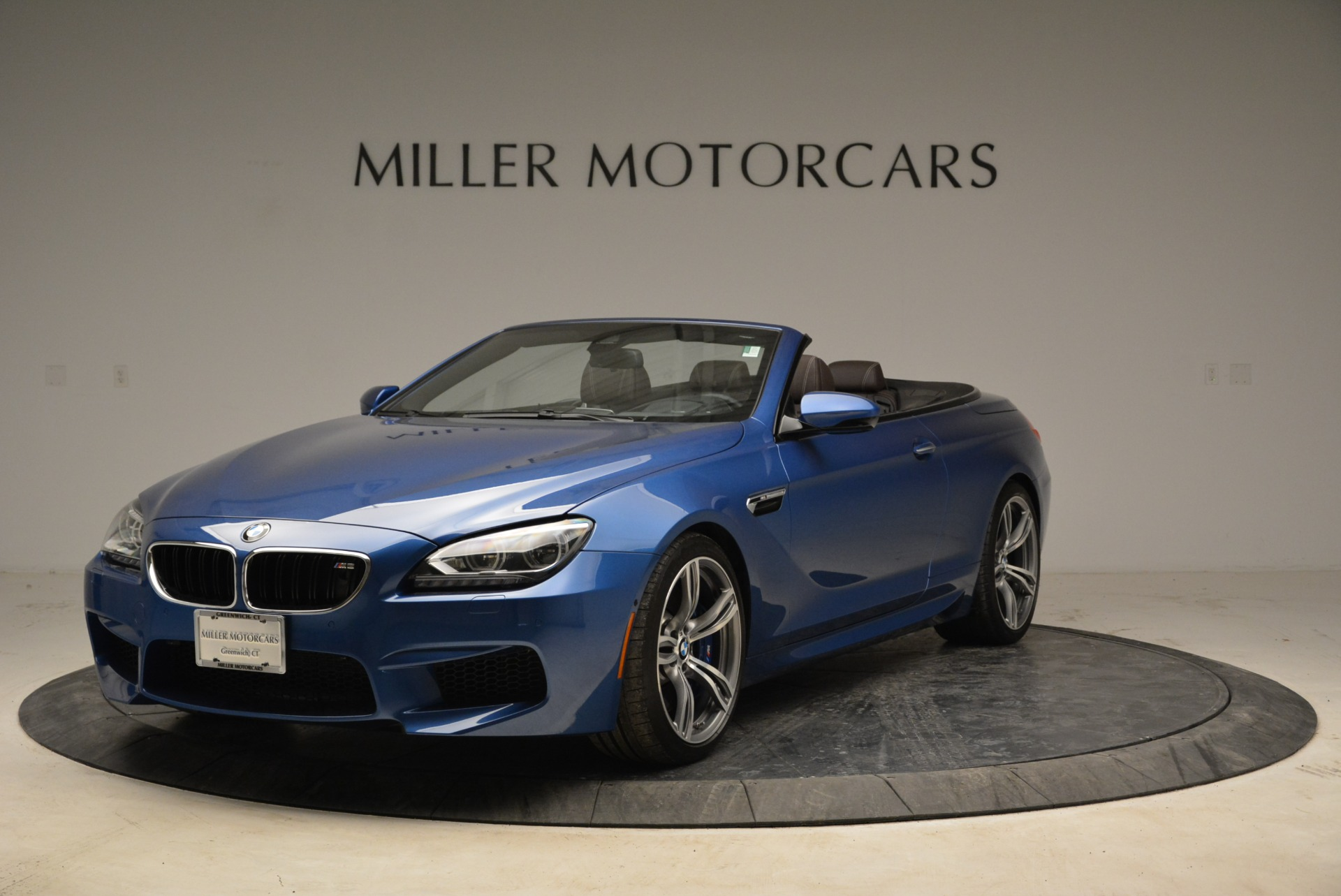 Used 2013 BMW M6 Convertible for sale Sold at Rolls-Royce Motor Cars Greenwich in Greenwich CT 06830 1