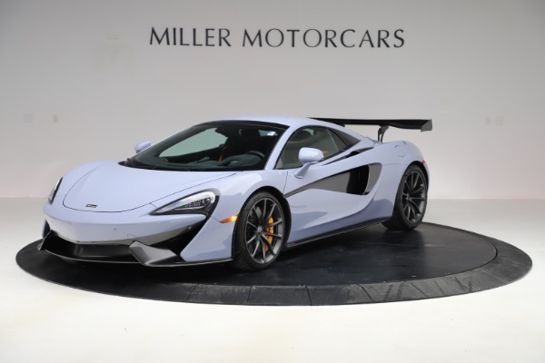Used 2018 McLaren 570S Spider for sale $167,900 at Rolls-Royce Motor Cars Greenwich in Greenwich CT 06830 10