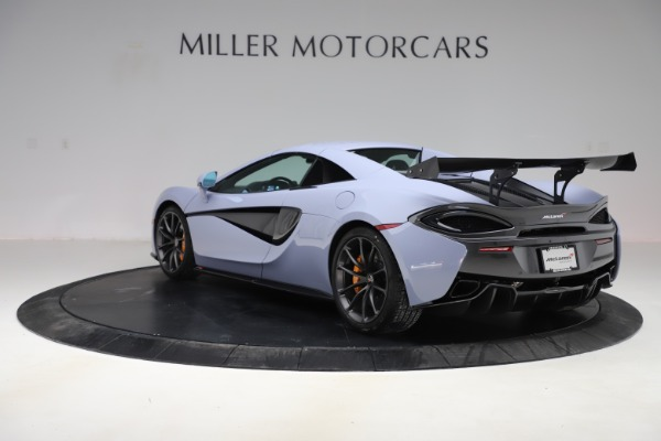 Used 2018 McLaren 570S Spider for sale $167,900 at Rolls-Royce Motor Cars Greenwich in Greenwich CT 06830 12