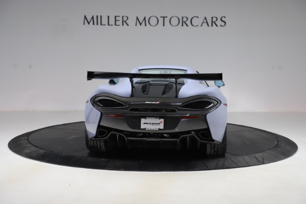 Used 2018 McLaren 570S Spider for sale Sold at Rolls-Royce Motor Cars Greenwich in Greenwich CT 06830 13