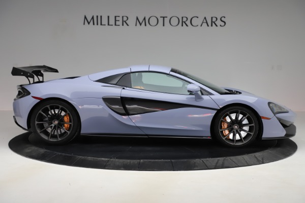 Used 2018 McLaren 570S Spider for sale $167,900 at Rolls-Royce Motor Cars Greenwich in Greenwich CT 06830 15