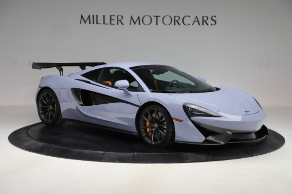 Used 2018 McLaren 570S Spider for sale $167,900 at Rolls-Royce Motor Cars Greenwich in Greenwich CT 06830 16