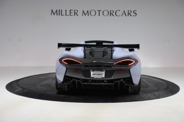 Used 2018 McLaren 570S Spider for sale $167,900 at Rolls-Royce Motor Cars Greenwich in Greenwich CT 06830 4