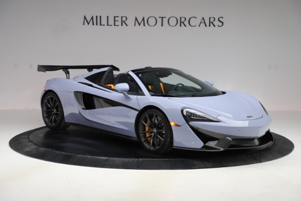 Used 2018 McLaren 570S Spider for sale $167,900 at Rolls-Royce Motor Cars Greenwich in Greenwich CT 06830 7