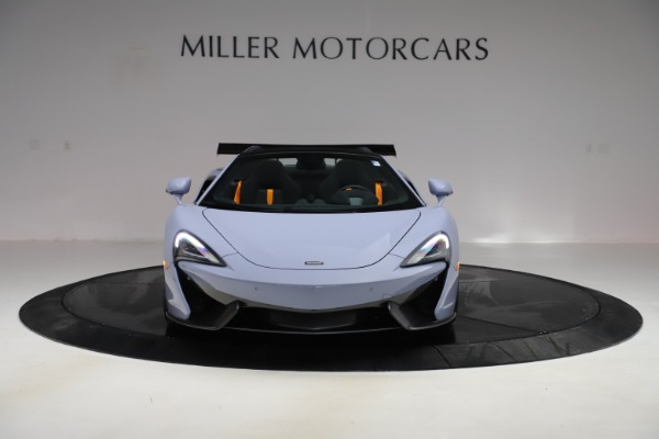 Used 2018 McLaren 570S Spider for sale Sold at Rolls-Royce Motor Cars Greenwich in Greenwich CT 06830 8