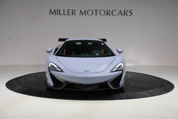 Used 2018 McLaren 570S Spider for sale $167,900 at Rolls-Royce Motor Cars Greenwich in Greenwich CT 06830 9