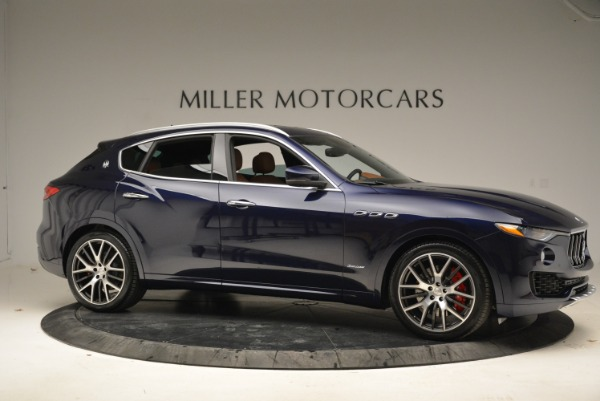 New 2018 Maserati Levante S Q4 GranLusso for sale Sold at Rolls-Royce Motor Cars Greenwich in Greenwich CT 06830 11