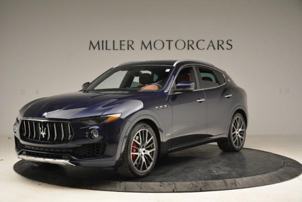 New 2018 Maserati Levante S Q4 GranLusso for sale Sold at Rolls-Royce Motor Cars Greenwich in Greenwich CT 06830 2