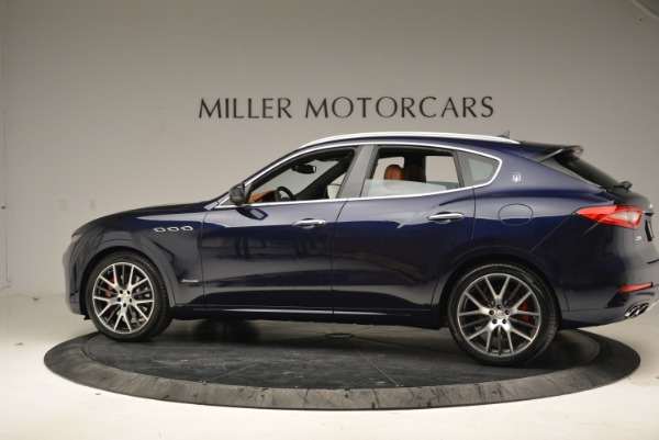 New 2018 Maserati Levante S Q4 GranLusso for sale Sold at Rolls-Royce Motor Cars Greenwich in Greenwich CT 06830 5
