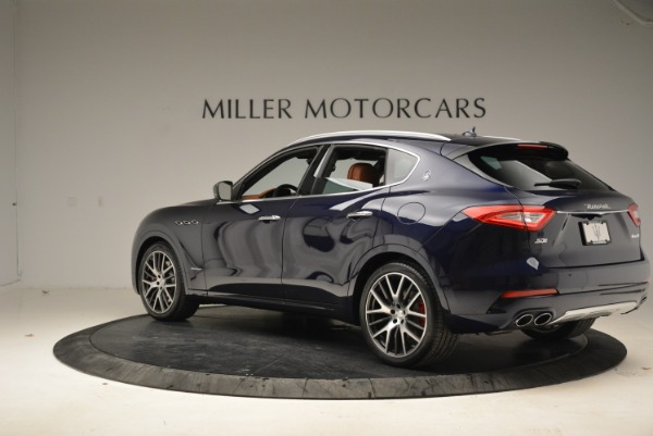 New 2018 Maserati Levante S Q4 GranLusso for sale Sold at Rolls-Royce Motor Cars Greenwich in Greenwich CT 06830 6
