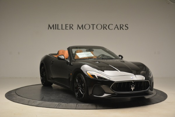 New 2018 Maserati GranTurismo MC Convertible for sale Sold at Rolls-Royce Motor Cars Greenwich in Greenwich CT 06830 10