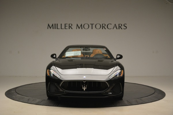 New 2018 Maserati GranTurismo MC Convertible for sale Sold at Rolls-Royce Motor Cars Greenwich in Greenwich CT 06830 11